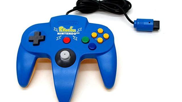 pikachu-controller
