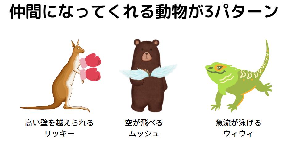 nakama-animal